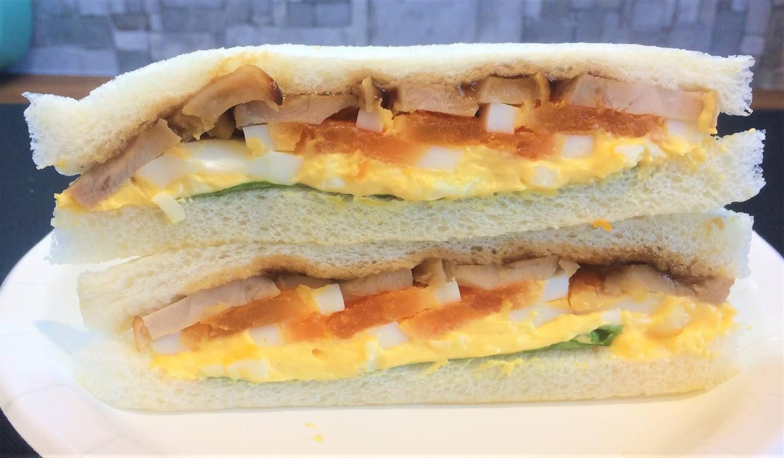 セブンイレブン たまご サンド