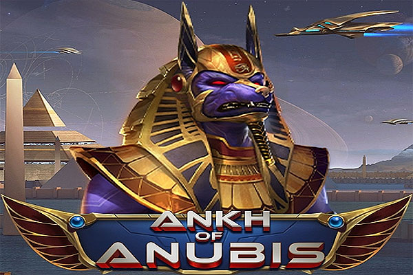 Main Slot Ankh of Anubis (Play N Go)