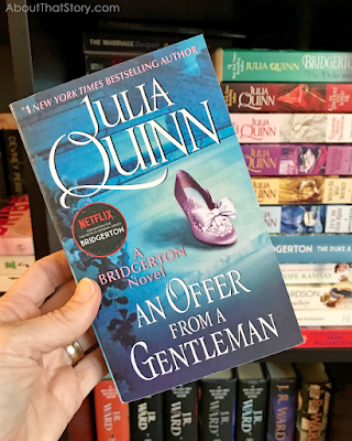 Book Review: An Offer From a Gentleman by Julia Quinn | About That Story