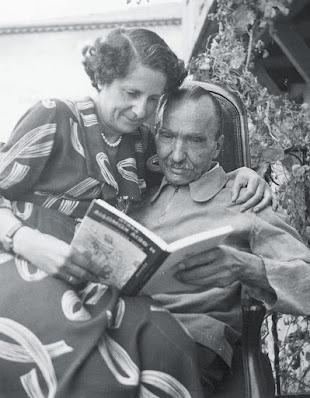 Ελένη και Νίκος Καζαντζάκης, καλοκαίρι 1954
