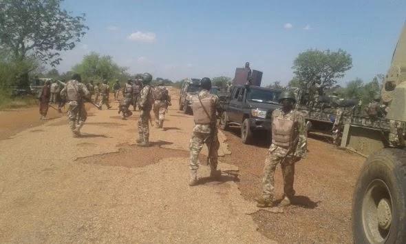 Nigerian troops kill scores of bandits, rescue kidnapped victims in Sokoto, Zamfara #Arewapublisize