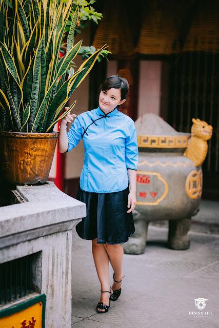 Cho thuê trang phục nữ sinh thượng hải giá rẻ