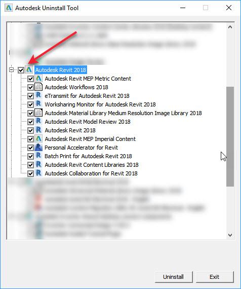 Autodesk Revit 2018 Content