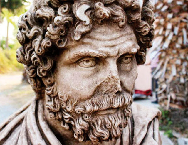 1,700-year-old Roman bust unearthed in ancient city in Turkey's south