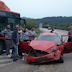 Mosorovac: Sudar autobusa i automobila