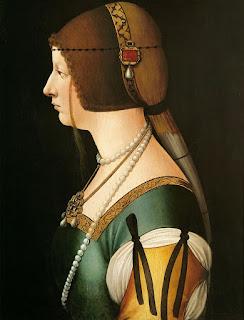 Подборка живописи «Женский исторический портрет»