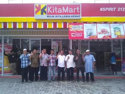 KitaMart, Toko Milik Umat, Kembali Dibuka di Bojong Kulur