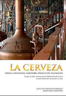 Libro: La cerveza. Ciencia, tecnología, ingeniería, producción, valoración