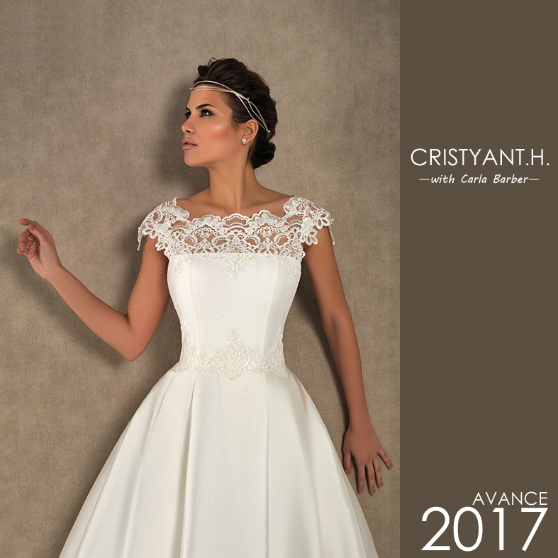 pide tu cita: nueva colección de novia 2017 - vestidos de novia murcia
