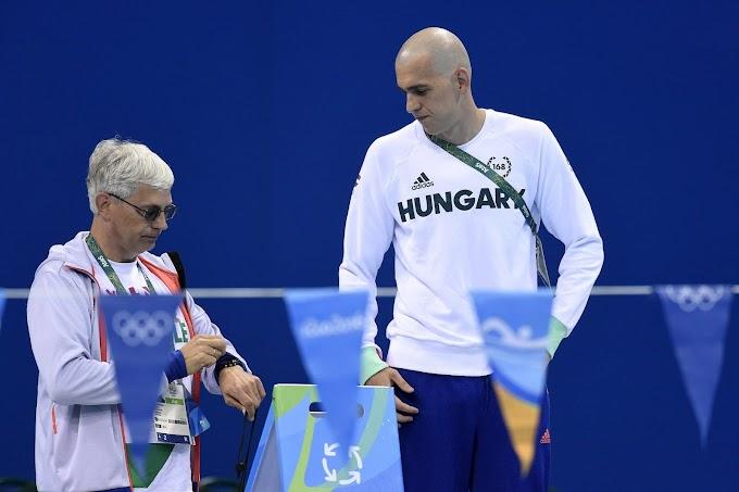 Tokió 2020 - Cseh edzője szerint Magyarország egyik legnagyobb sportembere búcsúzott