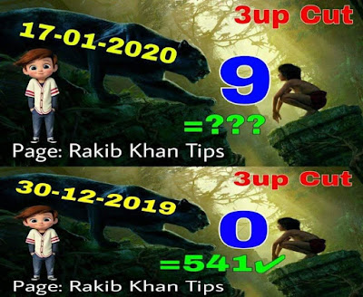 Thailand Lottery 3up Direct Result Facebook Timelin 17 January 2020