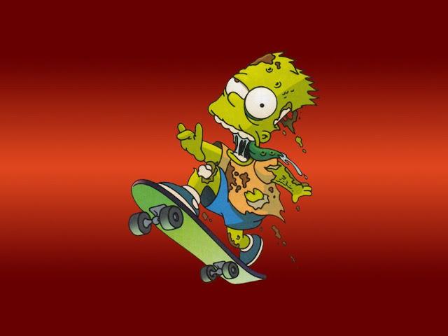 Zombie Bart