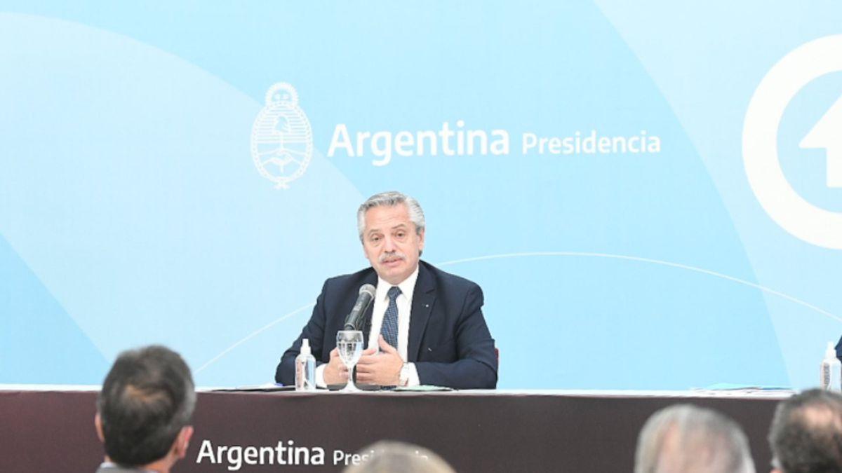 """El mensaje de Alberto Fernández en medio de la crisis política: """"La gestión seguirá desarrollándose del modo que yo estime conveniente, para eso fui elegido"""""""