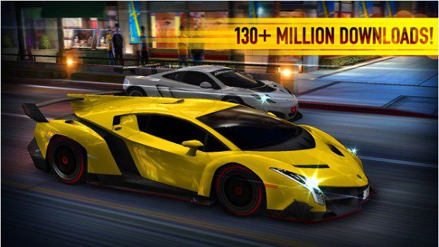 Download Game CSR Racing Mod Apk + Data OBB