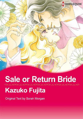 Sale Or Return Bride by Sarah Morgan, Kazuko Fujita Pdf