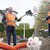 Officiële startsein voor aanleg glasvezel in Heerenveen
