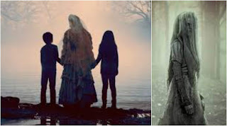 The Curse of Llorona ( The Weeping Woman)