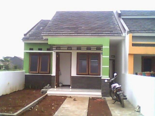 27 Contoh Desain Rumah Minimalis Type 21 Sederhana Namun ...