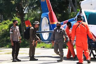 Pencarian DPO MIT Poso di pegunungan Satgas Madago Raya kerahkan Helli Dauphin