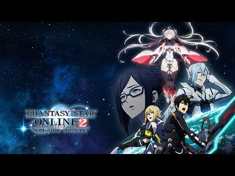 Phantasy Star Online 2 , Episode Oracle , Anime , HD , Action, Sci-Fi, Space