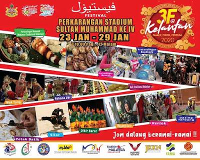 Tahun Melawat Kelantan