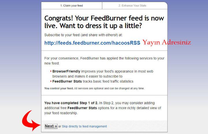 feedburner 4