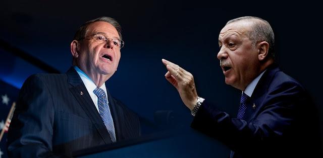 Μενέντεζ: Το EastMed Act τορπιλίζει τα σχέδια του Ερντογάν