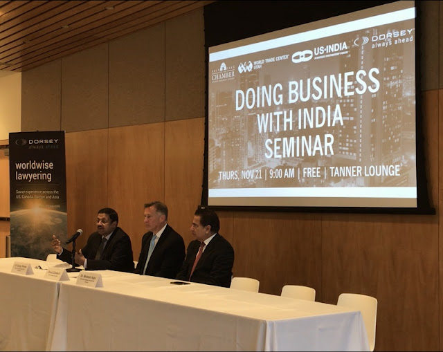 Business in India Summit. Utah