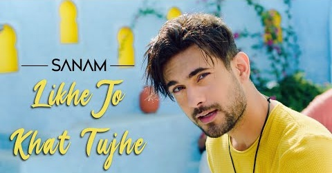 Likhe Jo Khat Tujhe Remix Song Lyrics- Sanam Puri