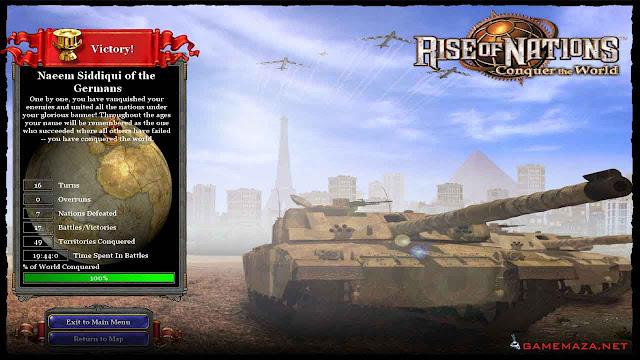 Rise of Nations Gameplay Screenshot 4