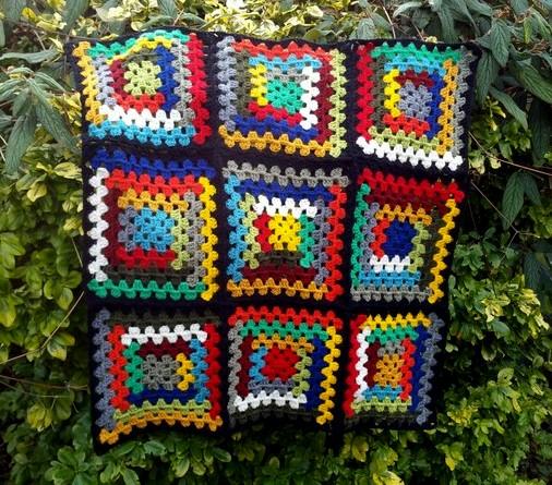 Gehaakt Tafelkleed Van Log Cabins Lindevrouwsweb Bloglovin