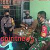 Kegiatan Posko Balla Ewako, Binmas Bersama Babinsa Desa Bontokassi Dan Kadatong