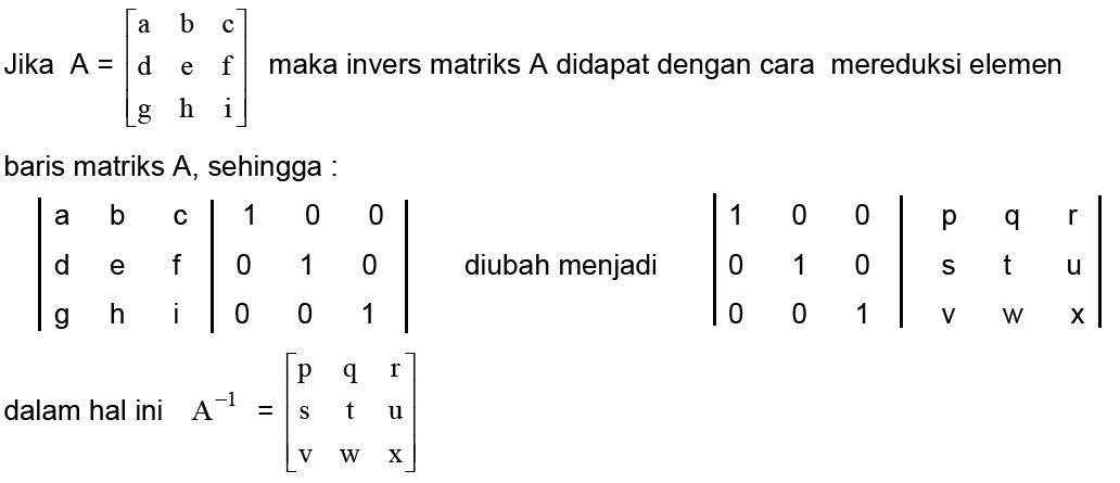 Contoh Soal Determinan Matriks Ordo 3x3 - Contoh Soal Terbaru