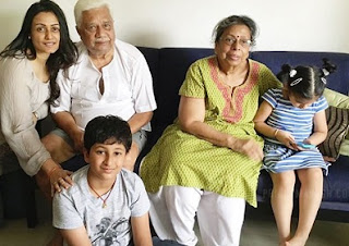 Mahesh Babu's Family Members Photos