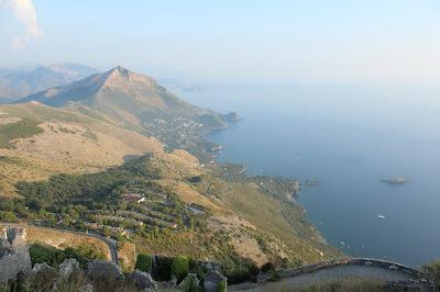dal Redentore verso la Calabria