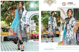 Cyra Fashion Alizah vol 4 Pakistani Suits