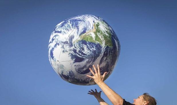Έχουμε 18 μήνες τελεσίγραφο για να σώσουμε τον πλανήτη και την ανθρωπότητα