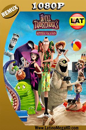 Hotel Transylvania 3: Monstruos de Vacaciones (2018) Latino HD BDRemux 1080P - 2018