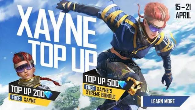 كيفية الحصول على شخصية Xayne الجديدة في إصدار Free Fire OB27