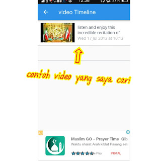 Tutorial Cara Mendownload Video Dari Aplikasi Facebook