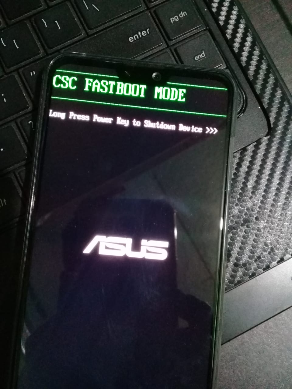 Cara Paling Mudah Downgrade Asus Zenfone Max Pro M2 dari Pie