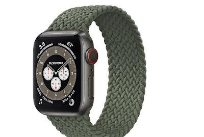 ساعة آبل واتش ايدشن سيريس 6 - Apple Watch Edition Series 6