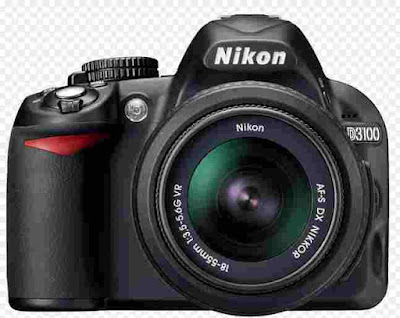 Nikon D3100 User Manual