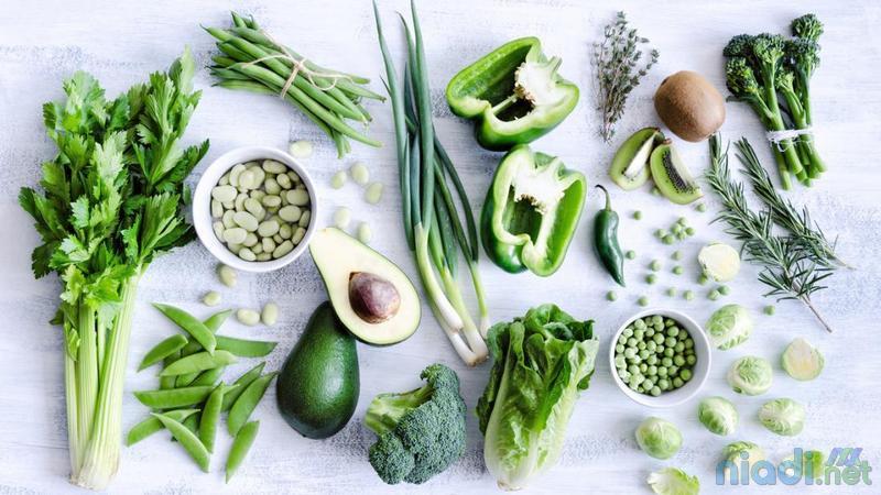 sayuran untuk ibu hamil trimester pertama