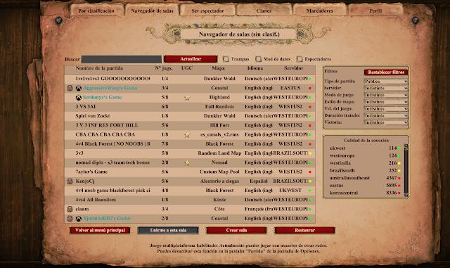 Age of Empires II: Definitive Edition Multijugador