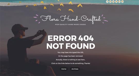Flora Hand Crefted