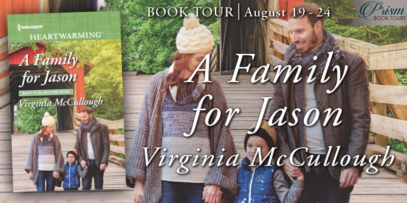 It's the Grand Finale for A FAMILY FOR JASON by Virginia McCullough! #AFJTour