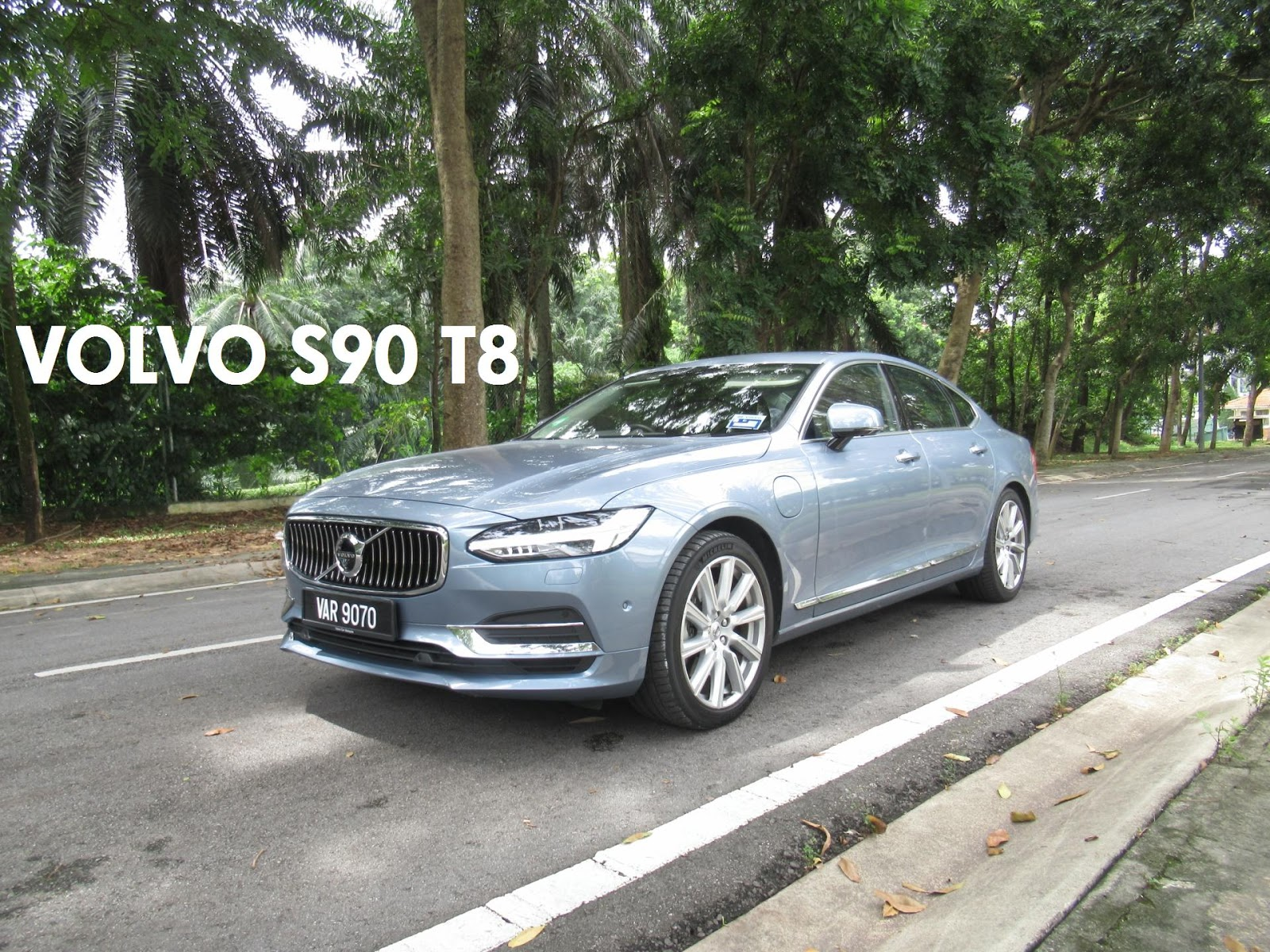Motoring-Malaysia: VIDEO TEST DRIVE: The 2018 Volvo S90 T8