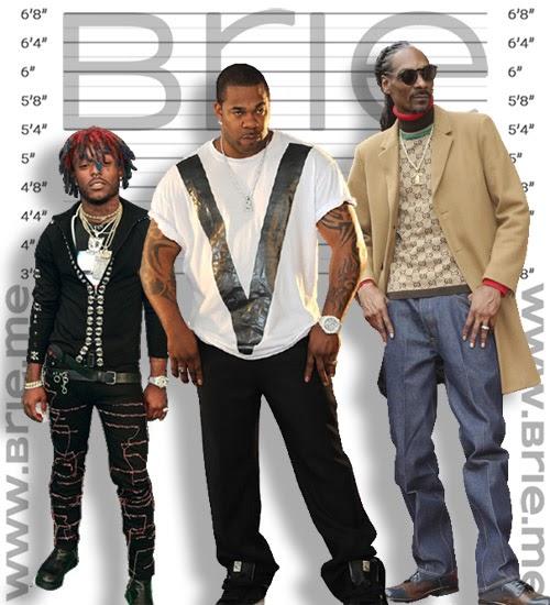 Lil Uzi Vert, Busta Rhymes, and Snoop Dogg