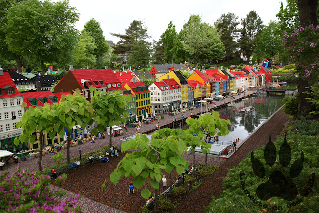 Danemark-legoland-billund-miniland-nyhavn